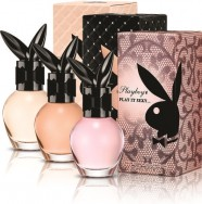 Perfume Playboy Feminino (Sexy 30ml, Spicy 30ml, Lovely 30ml)